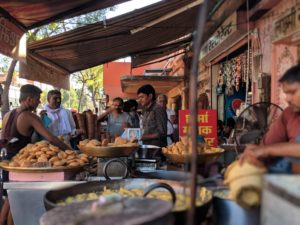 Tips For Healthy Eating On A Round The World Trip