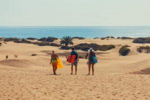Getting Around Gran Canaria after Landing